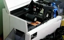 Офсетная печать лакированных карт