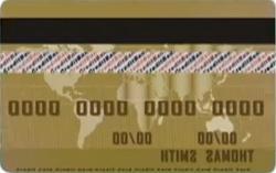 Кодировка магнитной полосы банковской пластиковой карты